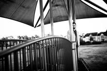 man on playground