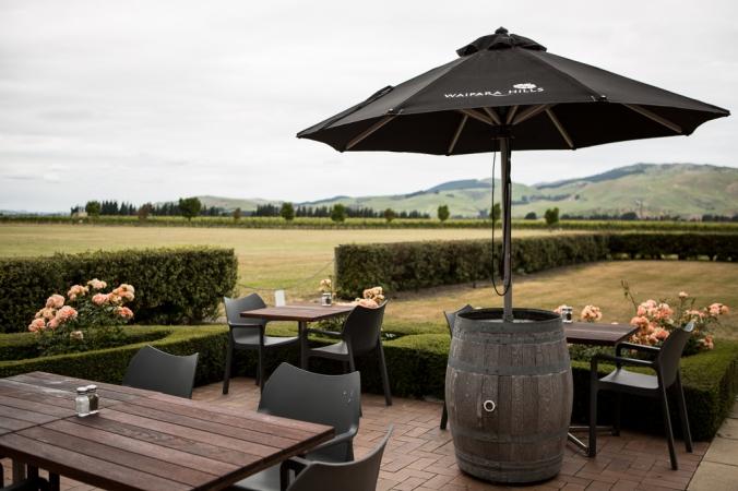 waipara hills winery scenery